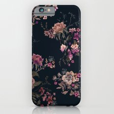 Japanese Boho Floral Slim Case iPhone 6s