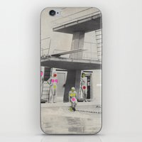 Modesty iPhone & iPod Skin