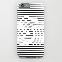 iPhone & iPod Case featuring wirbelnde sonne by design district