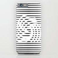Wirbelnde Sonne iPhone 6 Slim Case