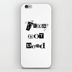 Pun iPhone & iPod Skin