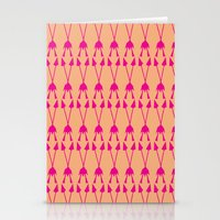 Speared Stationery Cards