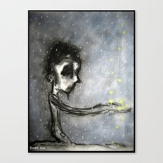 Soot And Stars Canvas Print