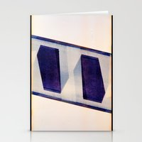 MII (35mm Multi Exposure… Stationery Cards