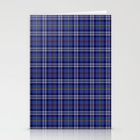 Citadel Military Acedemy Tartan Stationery Cards