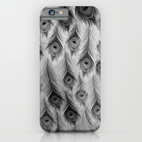 Peacock #2 iPhone & iPod Case