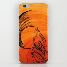 Angel under cover iPhone & iPod Skin
