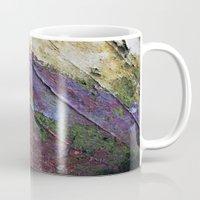 The painted Rainbow Mug