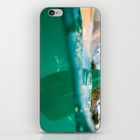 Stand Up Paddling iPhone & iPod Skin