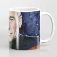 Captain Picard Mug