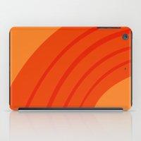 2013 Pigment to Pantone Calendar – FEBRUARY iPad Case