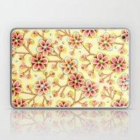 Candy Apple Blossom Laptop & iPad Skin