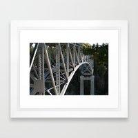Tressel 3 Framed Art Print