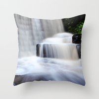 Top Waterfall Throw Pillow