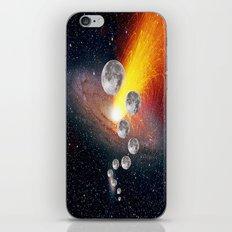 Sci-Fi Space Universe iPhone & iPod Skin