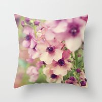 Everlight Throw Pillow