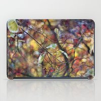 Autumn Rainbows iPad Case