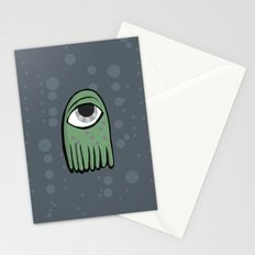 im poorly Stationery Cards