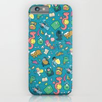 Dungeons & Patterns iPhone 6 Slim Case