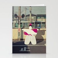 Postcard From Japan: Kyo… Stationery Cards