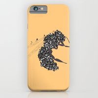 Seeds and the wasp iPhone 6 Slim Case