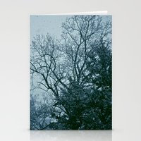 That Cold Feeling Stationery Cards