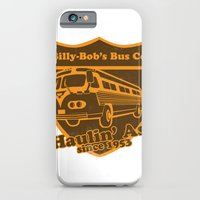 iPhone & iPod Case featuring Haulin' A by TCarver