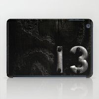 Lucky 13 iPad Case