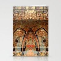 Ancient God I Stationery Cards