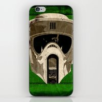 A Scout's Woodland Handb… iPhone & iPod Skin
