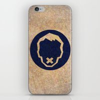Secret Love iPhone & iPod Skin