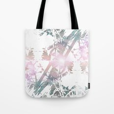 Colors Between and Through Tote Bag