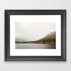 Estes Park Colorado Framed Art Print