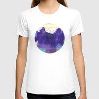 T-shirt featuring Rorschach by Sonia Garcia