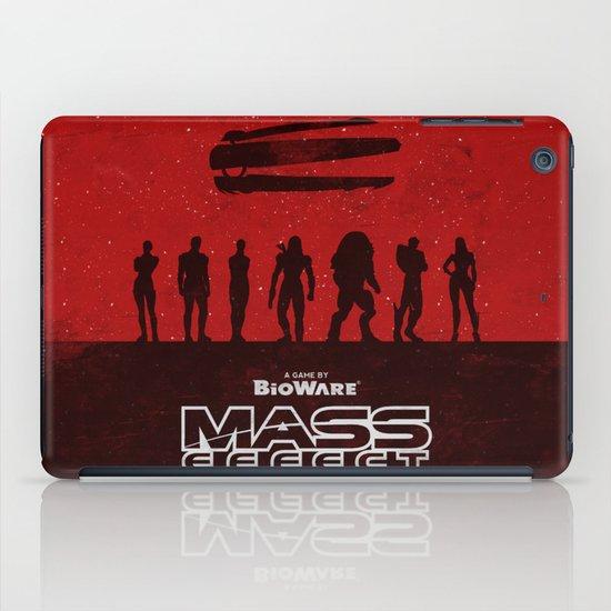 Mass Effect 1 iPad Case