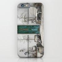 Winter Garden iPhone 6 Slim Case