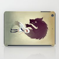 Werewolf iPad Case