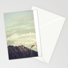 Two Mountains Stationery Cards