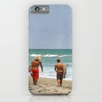 iPhone & iPod Case featuring The Boys of Summer by Michelle Anderson
