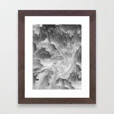 Sea Drift Framed Art Print