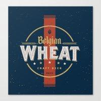 Belgian Brew  Canvas Print