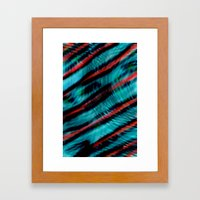 Wave Theory Framed Art Print