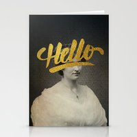 Vintage Quotes Collection -- Hello Stationery Cards