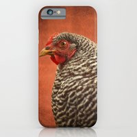 Red Chicken iPhone 6 Slim Case