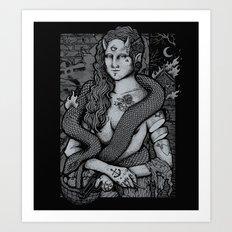 Original Sin Art Print