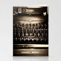 Remington Noiseless Stationery Cards