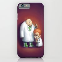 Mad About Basketball iPhone 6 Slim Case