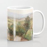 Yorkshire Farmland Mug
