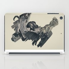 the bandolier of broken dreams iPad Case