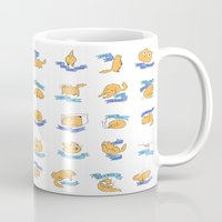 CAT MOVES Mug